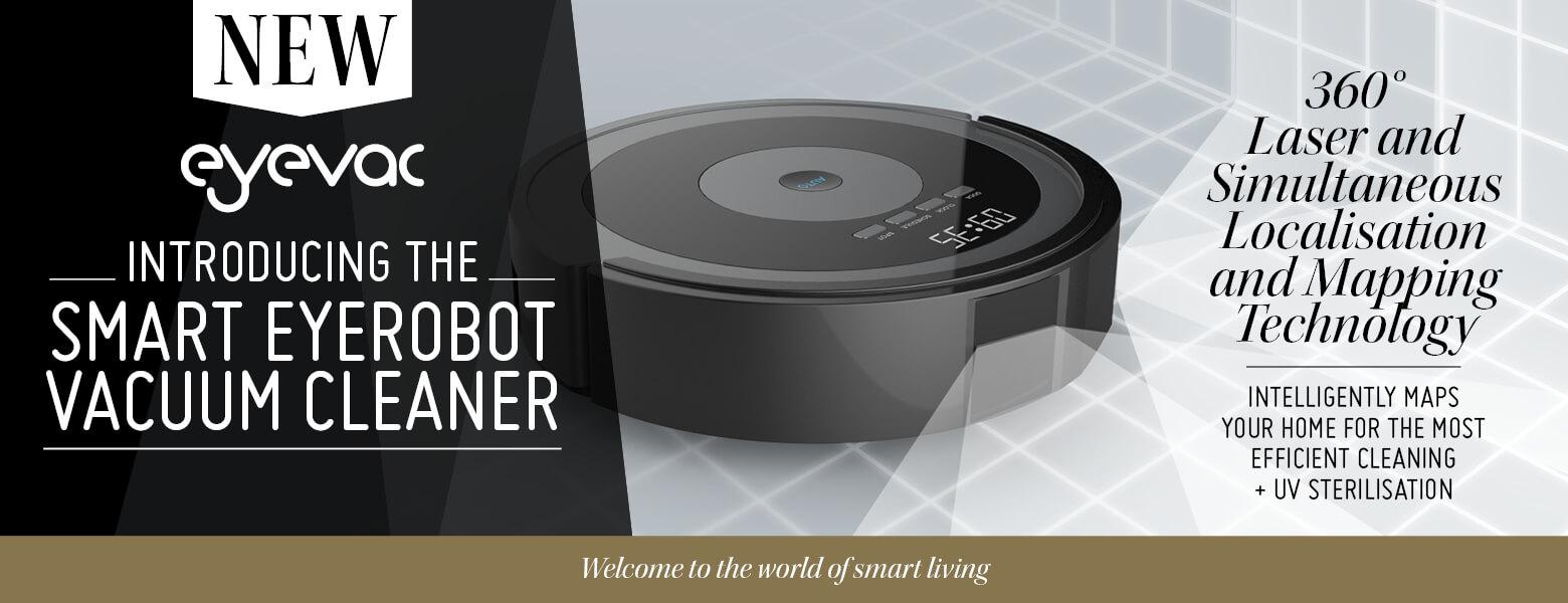 EyeRobot Vacuum Cleaner