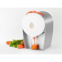 JULAVIE X - Innovative Cold Press Juicer That Never Needs Any Cleaning. Ever.
